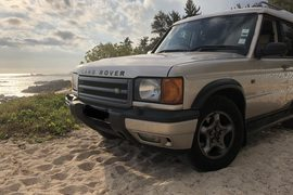 2003' Land Rover Discovery Td5
