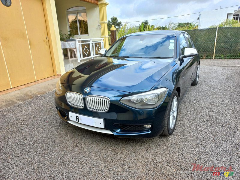 2012 BMW 116 (GERMANY) in Flacq - Belle Mare, Mauritius