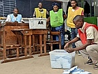 Mozambique Polls Close in Battle Between Frelimo and Renamo