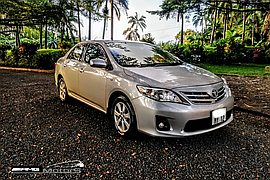 2012' Toyota Corolla 1.5 Japan Automatic