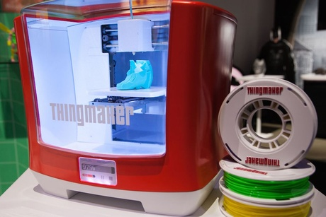 Mattel's $300 3D Printer Lets You Design and Create Your Own Toys