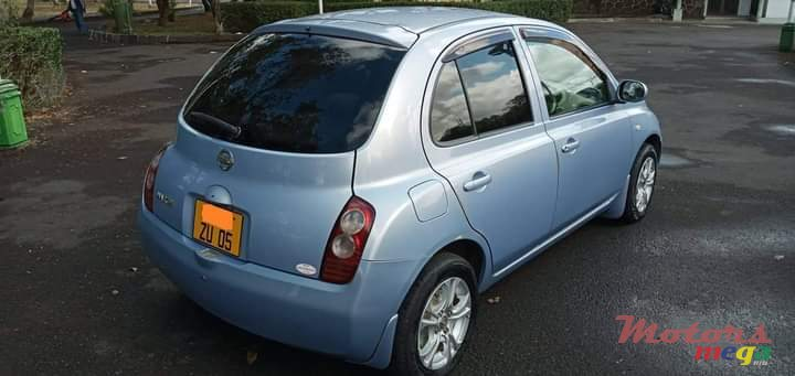 2005 Nissan March in Rose Hill - Quatres Bornes, Mauritius - 4