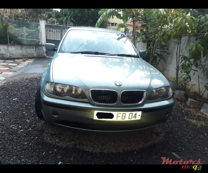 2004 BMW 318 E46 in Port Louis, Mauritius