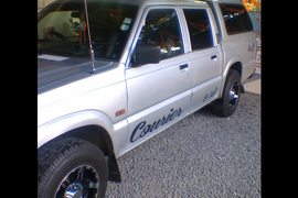 1999' Ford Courier