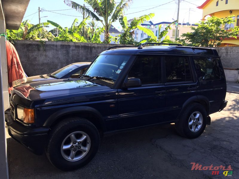 2002 Land Rover Discovery Series II in Vacoas-Phoenix, Mauritius
