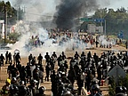 Mexico Teacher Protests Buffet Ruling Party, Eight Killed In Clashes