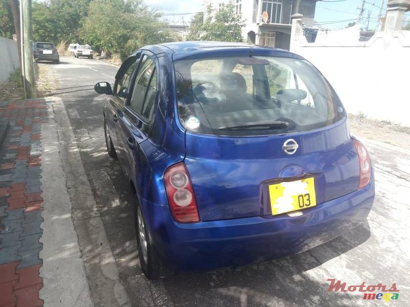 2003 Nissan March AK12 in Port Louis, Mauritius