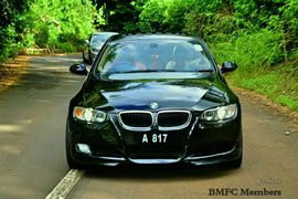 2008' BMW 3 Series Coupe