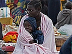 South Sudan refugees reach one million mark