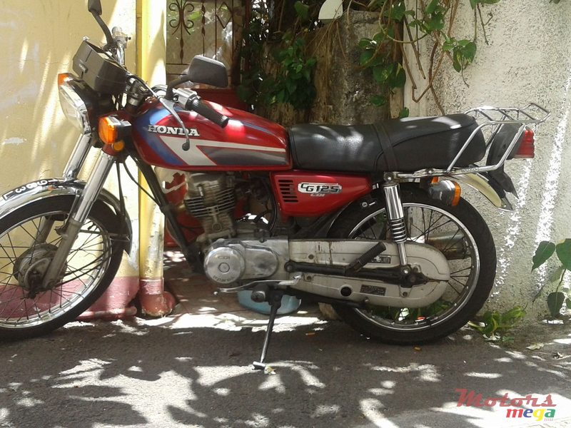 2001 Honda en Port Louis, Maurice