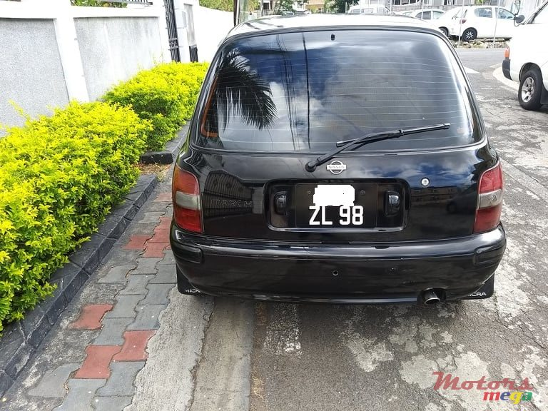 1998 Nissan March ak11 in Port Louis, Mauritius - 6