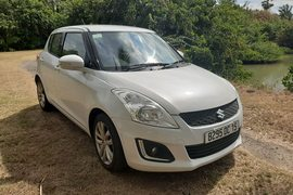 2015' Suzuki Swift Hatchback