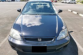 1999' Honda Civic