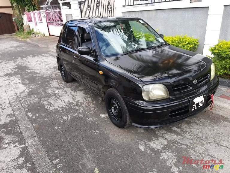 1998 Nissan March ak11 in Port Louis, Mauritius - 2