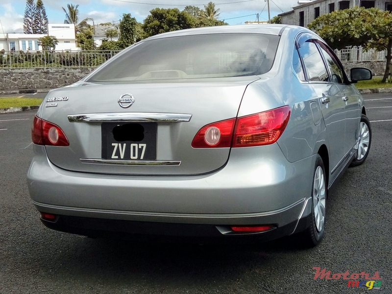 2007 Nissan Bluebird Sylphy in Flacq - Belle Mare, Mauritius - 2