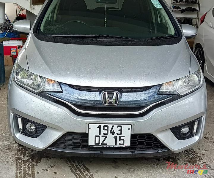 2015 Honda Fit F package in Flacq - Belle Mare, Mauritius - 3