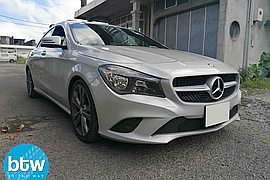 2015' Mercedes-Benz CLA 180