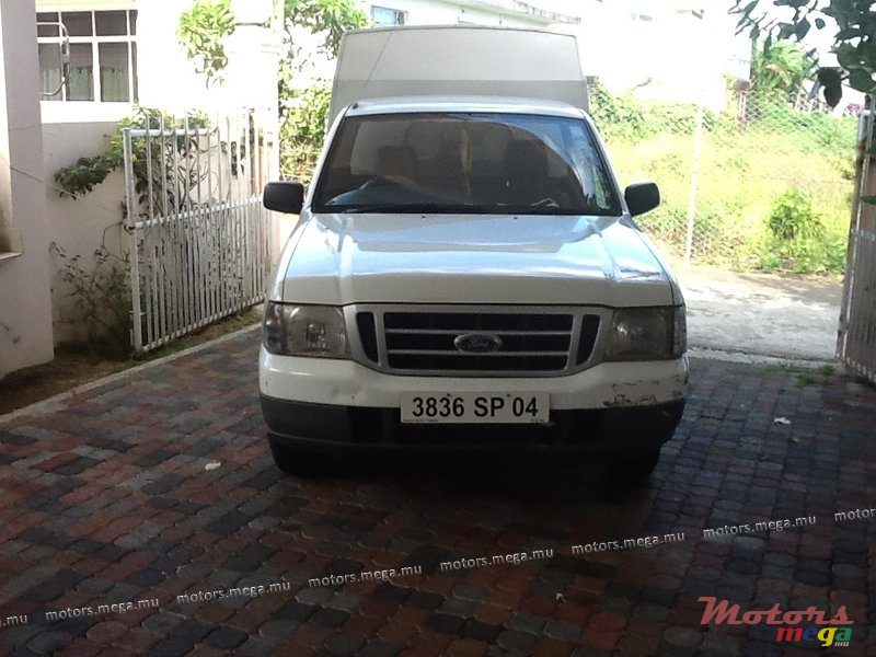2004 Ford Ranger single cab in Rose Belle, Mauritius - 2