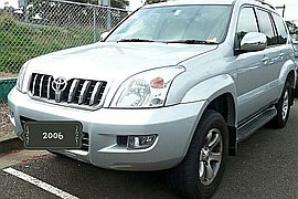 2006' Toyota Land Cruiser
