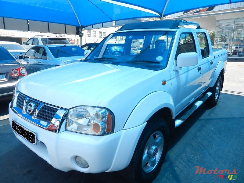 2005 Nissan Hardbody in Flacq - Belle Mare, Mauritius