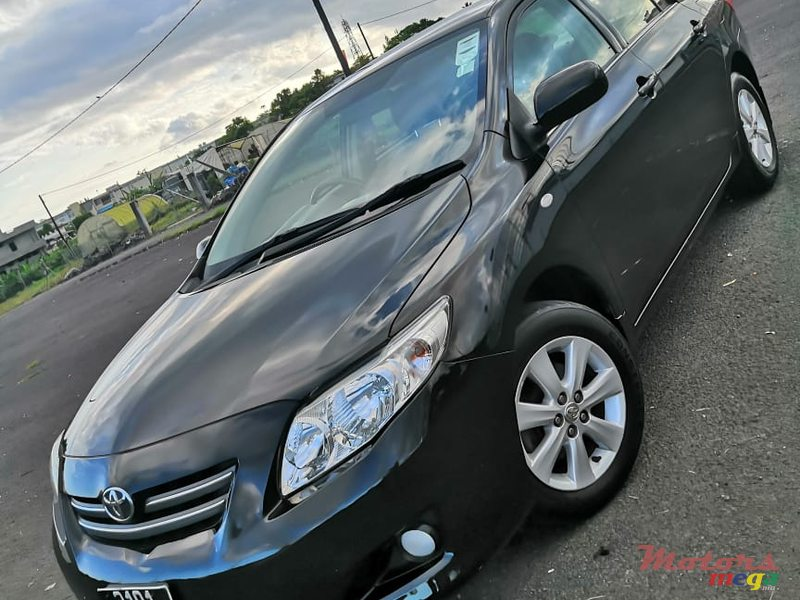 2010 Toyota Corolla Gli Japan in Rose Belle, Mauritius