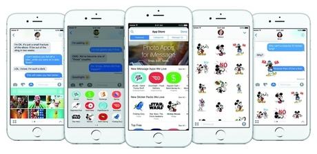Messages in iOS 10 has new ways to express yourself—a lot of new ways. Here's how to get started.