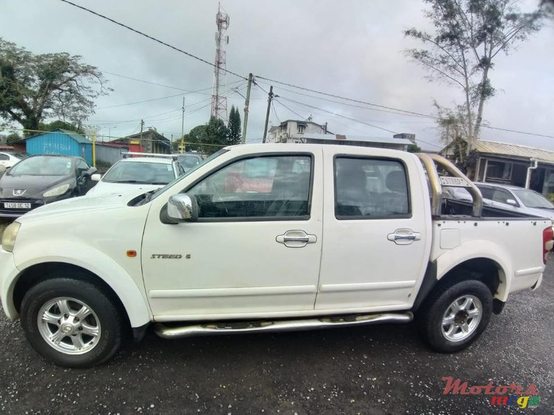 2012 GWM Steed Steed 5 in Quartier Militaire, Mauritius - 2