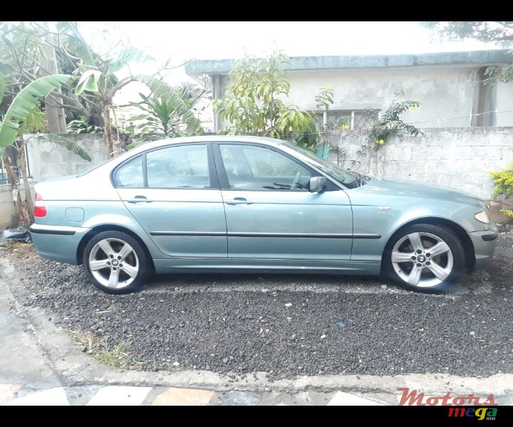 2004 BMW 318 E46 in Port Louis, Mauritius - 4