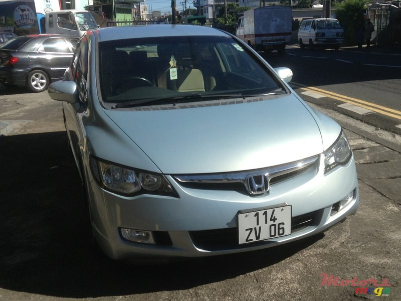 2006 Honda Civic Hybrid For Sale 365 000 Rs Vacoas Phoenix