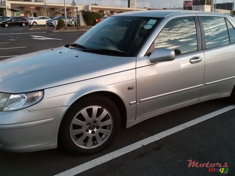 2003 byd saab 9 5 2l turbo executive for sale 150 000 rs rh motors mega mu