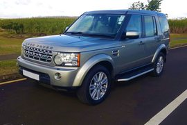 2010' Land Rover Discovery 4 V8 HSE