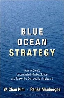 Blue Ocean Strategy's cover