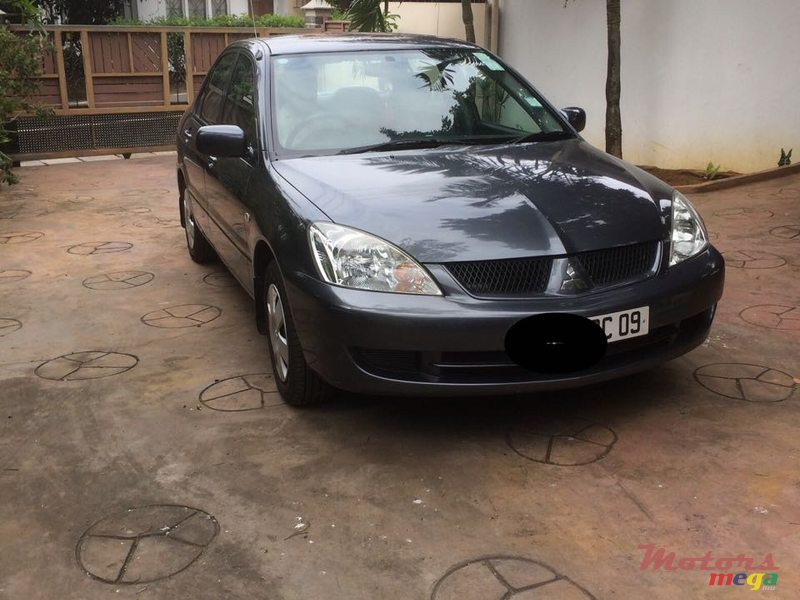 2009 39 mitsubishi lancer for sale 310 000 rs kurwin rivi re noire black river mauritius. Black Bedroom Furniture Sets. Home Design Ideas