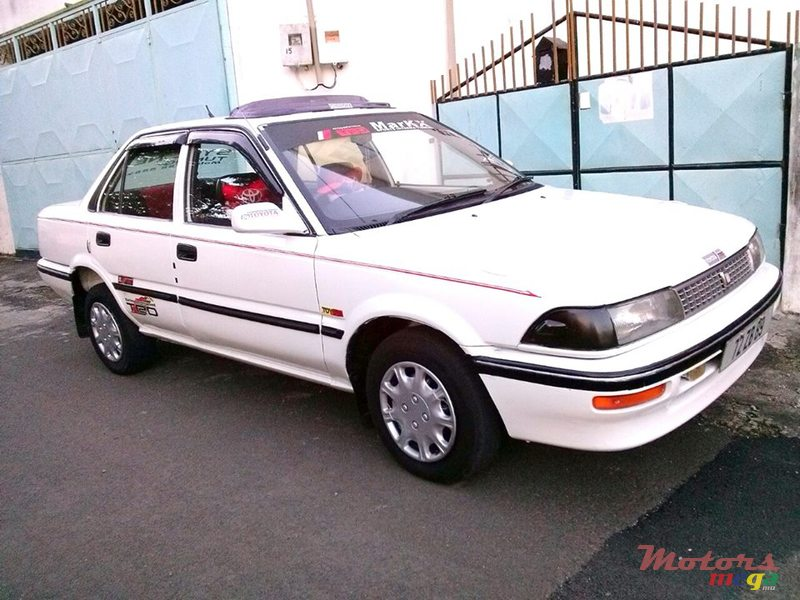 1989  toyota corolla ee90 for sale 75 000 rs terre rouge  mauritius 2001 toyota corolla manual transmission 2001 corolla manual transmission replacement