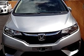 2017' Honda FIT USA