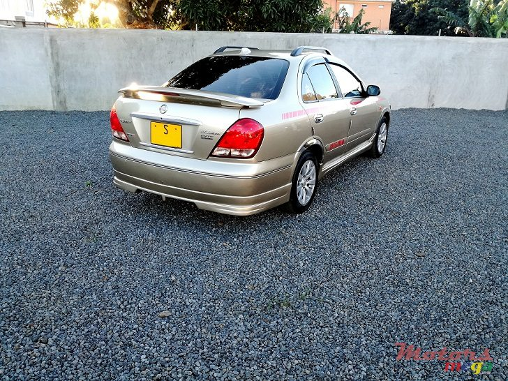 2004 U0026 39  Nissan Sunny N17 Manual 1 6l Japan For Sale  Roches