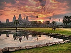 India Starts To Build Angkor Wat Replica
